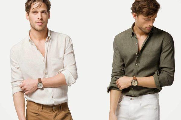 moda-hombre-2014-camisas-manga-larga