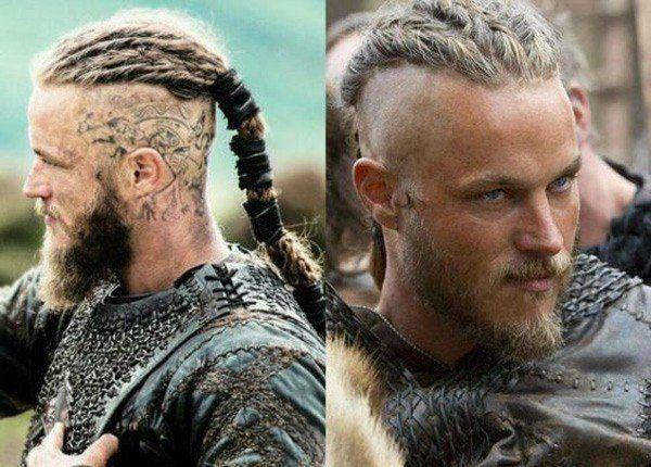 Trenzas para pelo corto para hombres