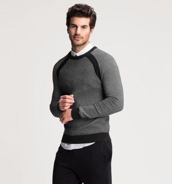 Resultado de imagen para chico look año nuevo sweater