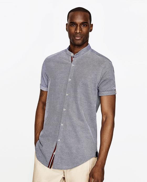 a88db44919 Camisas en color gris