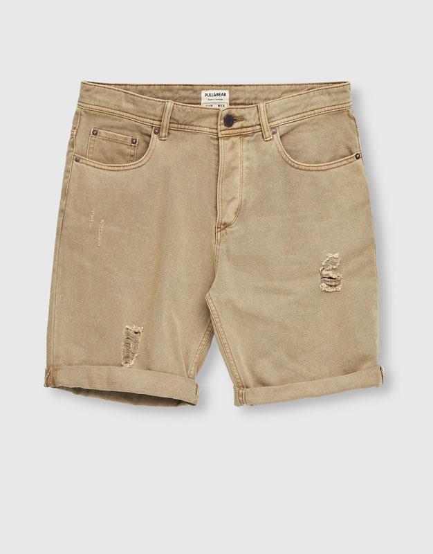 minorista online 88c84 55f71 Los pantalones cortos que se van a llevar en Otoño Invierno ...