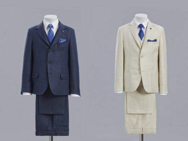 Los trajes de Comunión para niño 2019 - Modaellos.com 221c50b77f4