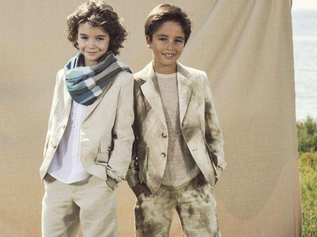 50a7a23d1 Dentro de la colección de Rubio Kids vamos a encontrar tejidos muy finos