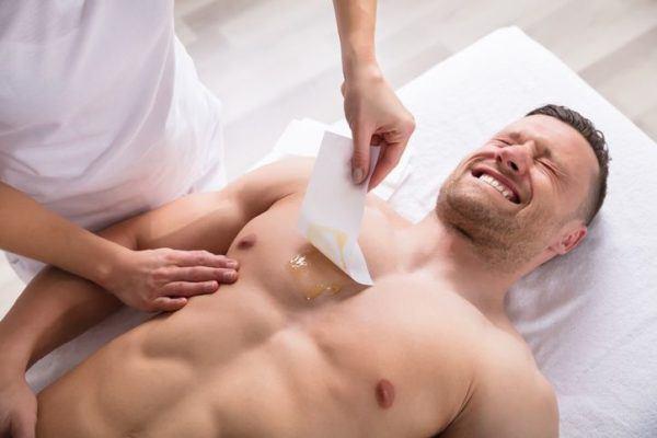 Diferentes metodos de depilacion cera