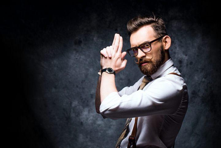 Estilo hipster hombre gafas de ver for Estilo hipster hombre