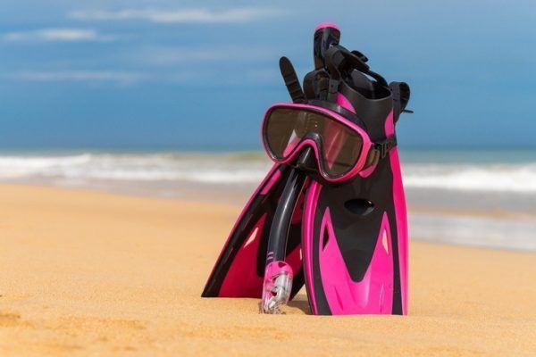 Catalogo decathlon primavera verano deportes acuaticos snorkel mascara snorkel