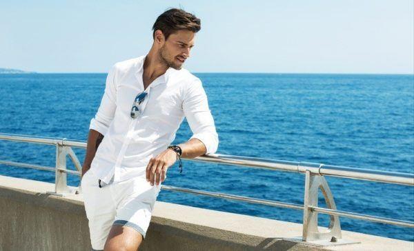Catalogo stradivarius para hombre primavera verano camisas