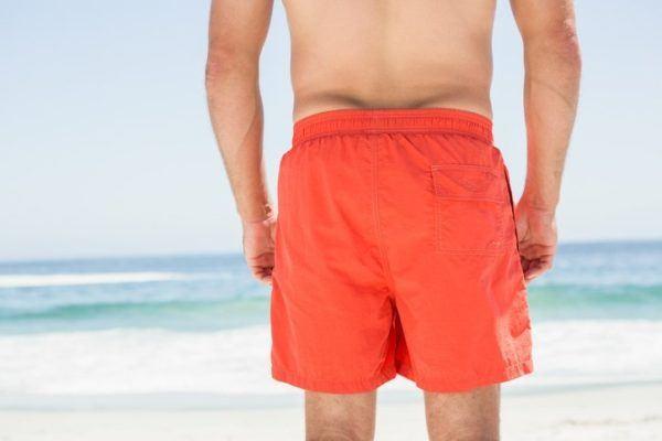 Rebajas de verano decathlon banadores para hombre bermuda