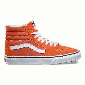Vans SK8 naranja