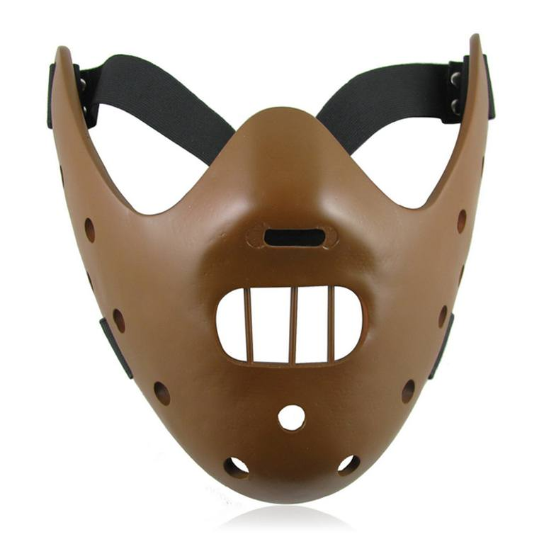 Transparent Halloween Mask