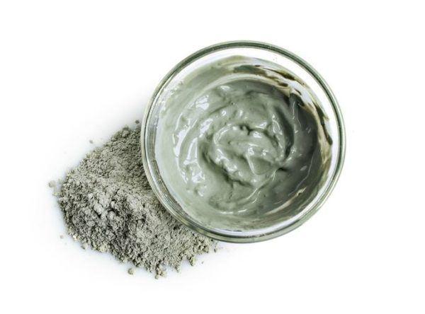 Remedios cabello graso arcilla