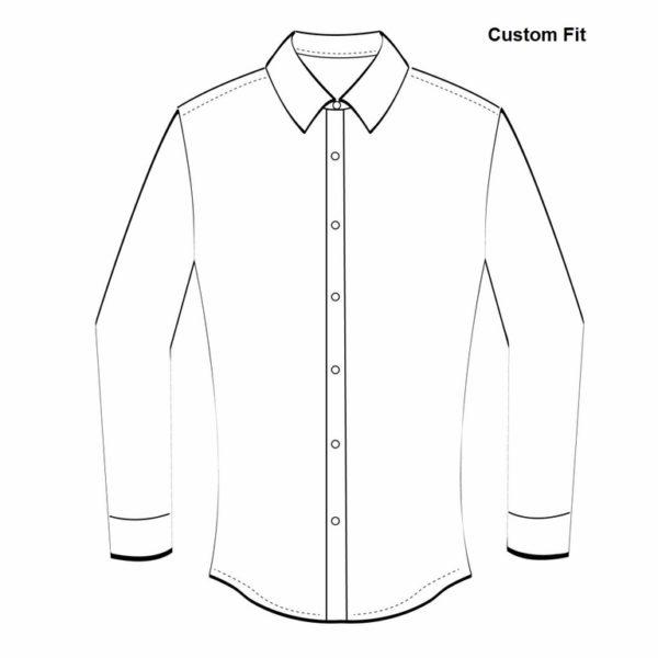 Camisa Corte Recto, Camisa de Hombre de Moda • Camisas hombre