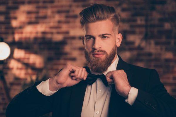 Corte y peinado boda