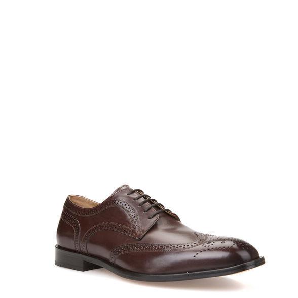 zapatos geox para hombre de vestir