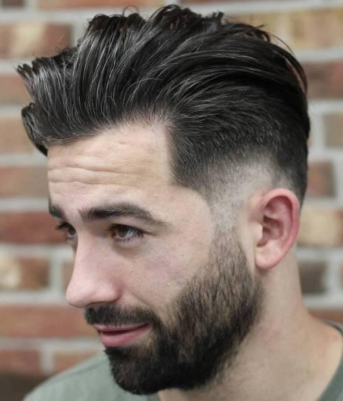 Peinados De Hombre 2018 Degradado