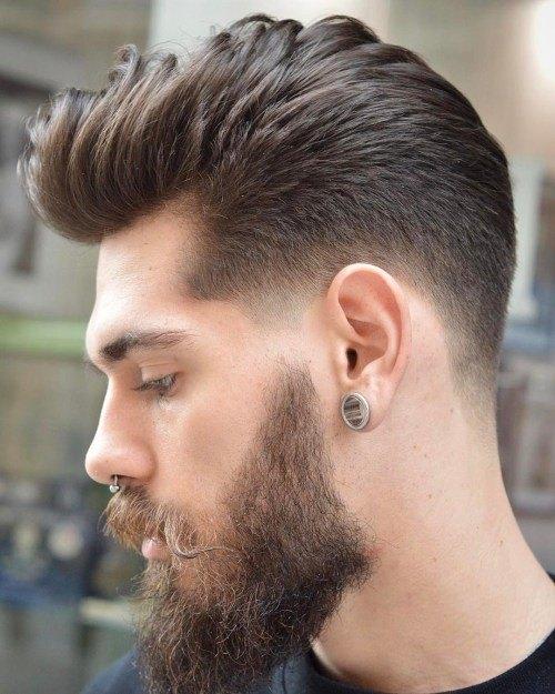 Cortes de pelo con degradado hombre