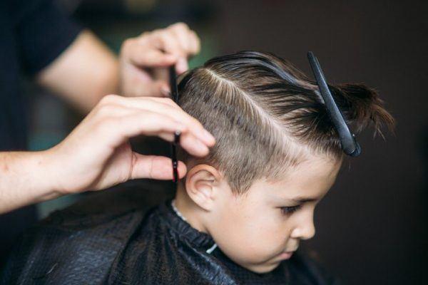 Corte de pelo niño 2019