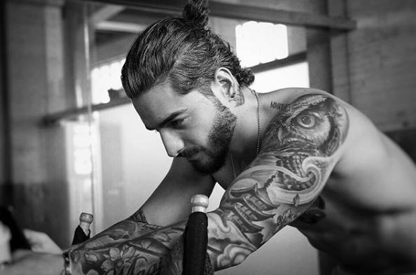 Todos Los Tatuajes De Maluma Y Su Significado Tattoo Modaelloscom