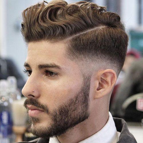 Corte cabello rizado hombre 2020