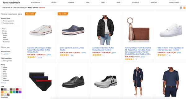 Las mejores aplicaciones para comprar ropa