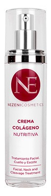 Crema con Colágeno de Nezeni Cosmetics