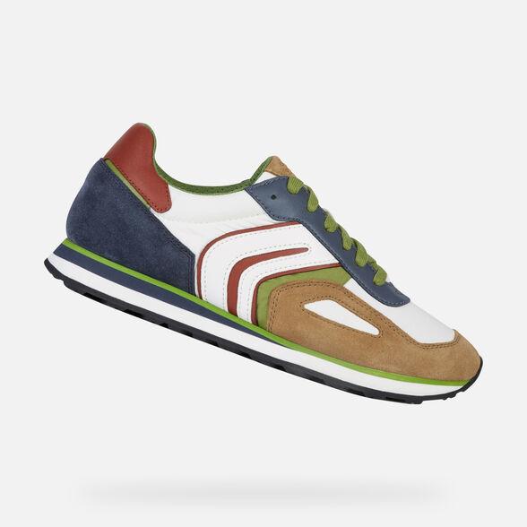 Dibuja una imagen Popular Lo encontré  Geox-Rebajas de Verano en calzado para hombre 2021 - Modaellos.com