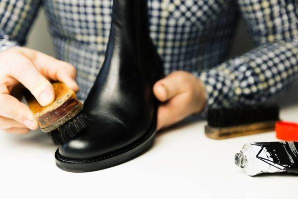 Consejos para unos zapatos brillantes