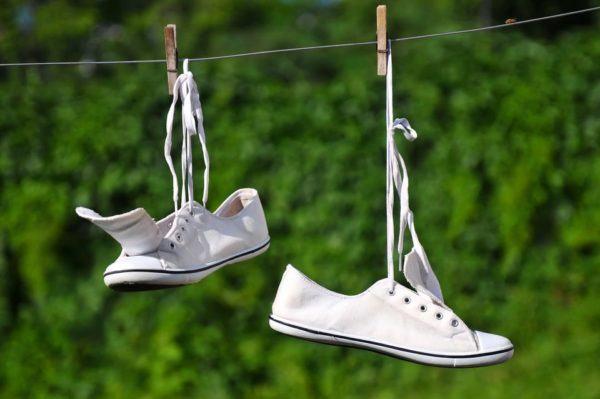 Chaussures de séchage