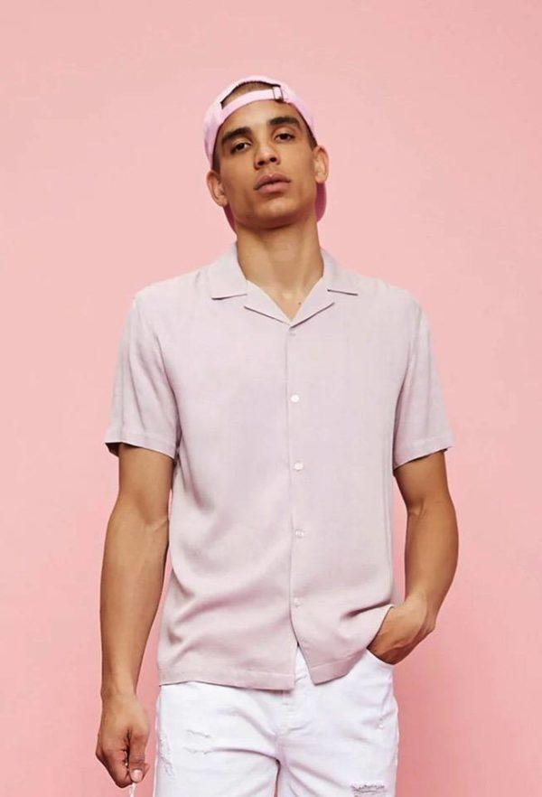 Camisas de cuello cubano
