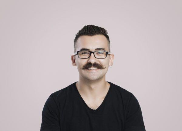 Cómo cuidarte el bigote fácilmente para un resultado impecable
