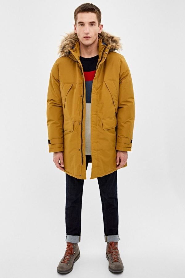 Los mejores abrigos de plumas para hombres 2020