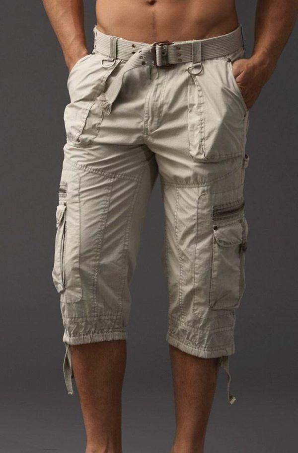 Shorts sobre la rodilla
