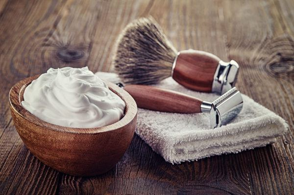Recetas de cremas de afeitar caseras para hacer en casa