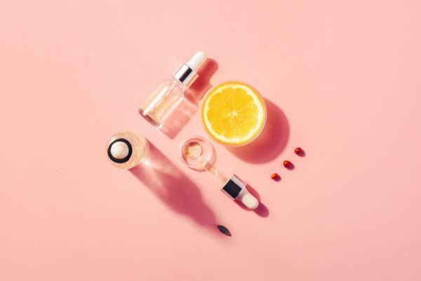 Sérums y sueros de vitamina C