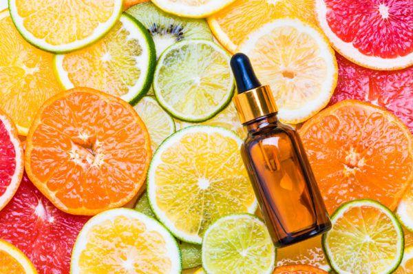 Sueros con vitamina C
