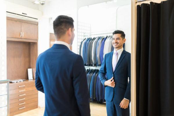 Las claves para saber vestir y elegir un traje medida
