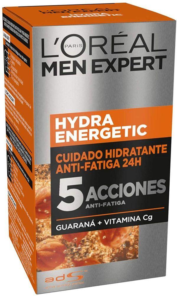 L'Oréal Paris Men Expert Hydra Energetic - Crema Hidratante Anti-Fatiga