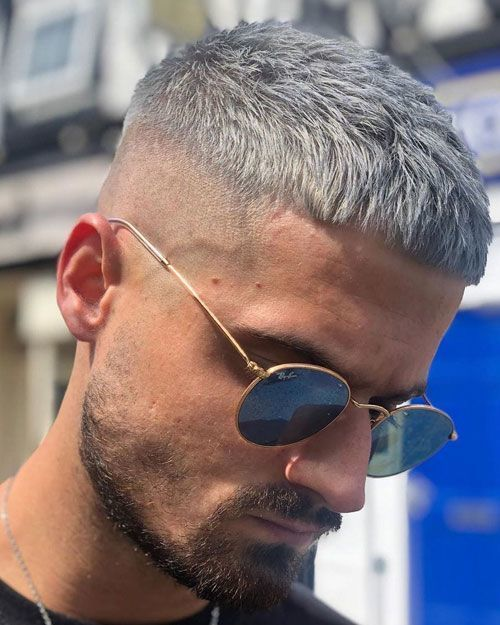 Tintes para el cabello hombre