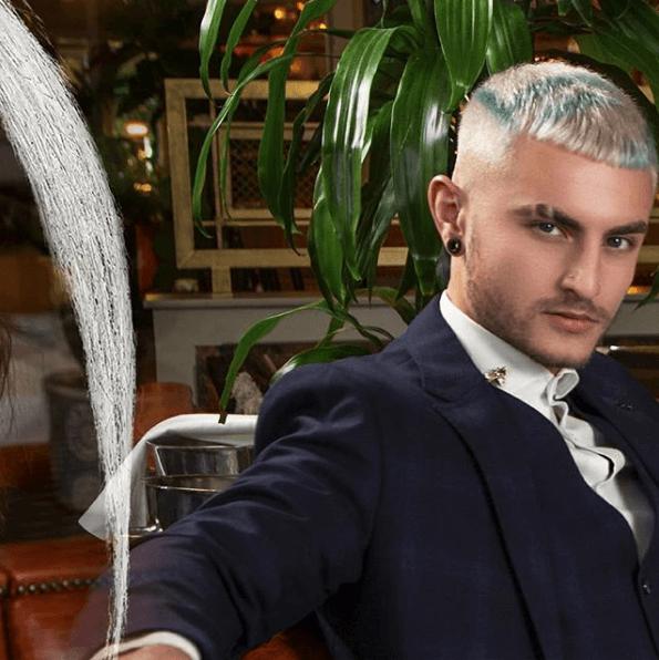 Instrucciones peinados primavera verano 2021 Imagen de ideas de color de pelo - CORTES DE PELO y PEINADOS para hombres 🔥【 Primavera Verano ...