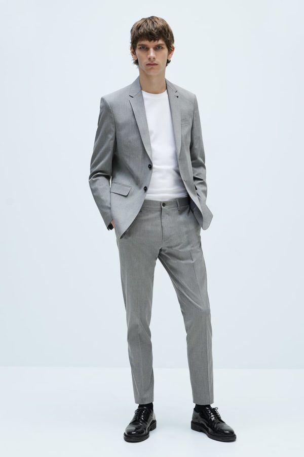 Trajes Zara Para Hombre Invierno 2021 Modaellos Com