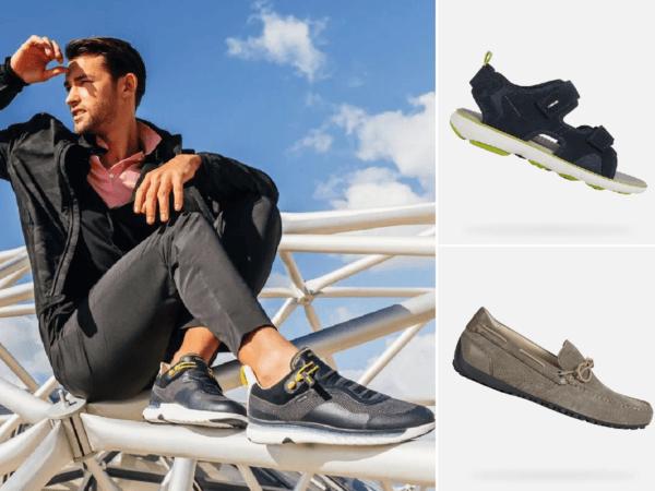 Retencion Decaer Familiar  Geox-Rebajas de Verano en calzado para hombre 2021 - Modaellos.com