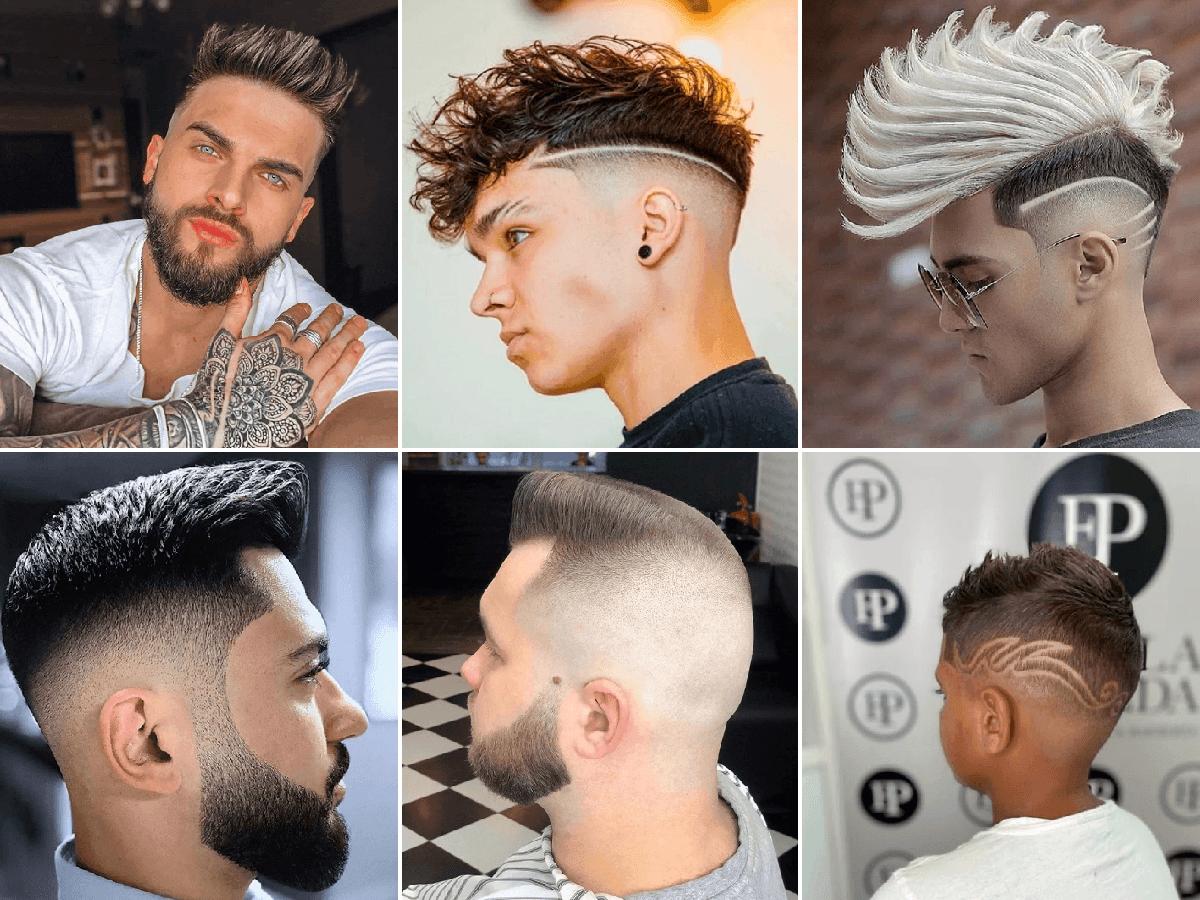 Rápido y fácil peinados hombre degradado Fotos de cortes de pelo tendencias - Cortes de Pelo Degradado Hombre para Pelo Corto 2020 ...