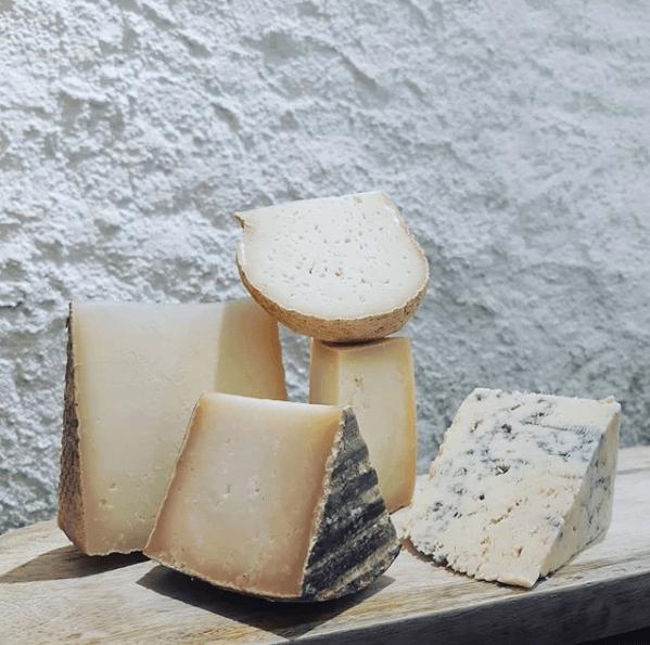 Alimentos con Biotina para pelo perfecto queso