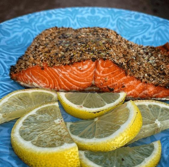 Alimentos con Biotina para pelo perfecto salmón