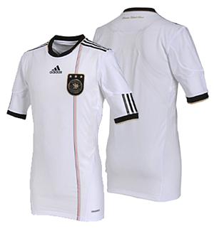 camiseta oficial alemania mundial 2010-2
