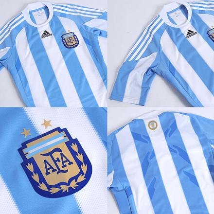 camiseta oficial argentina mundial 2010-3