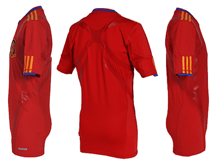 camiseta oficial españa mundial 2010-3